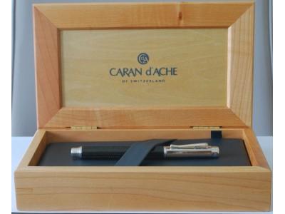 CA038 Caran d'Ache Varius Carbon 3000, boxed.