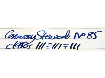 CS752 Conway Stewart No. 85 (Soft Medium)