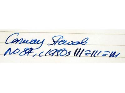 CS753 Conway Stewart No. 84 (Soft Fine to Medium)