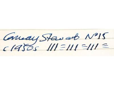 CS778 Conway Stewart No. 15.  (Extra Fine).