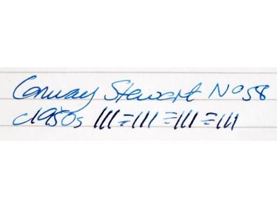 CS785 Conway Stewart No. 58.