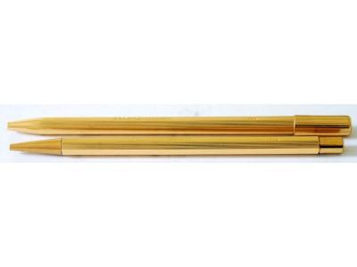 CS786 Conway Stewart Princess Ballpoint Pen and Pencil Set, boxed.