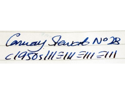 CS812 Conway Stewart No. 28.  (Generous Medium)