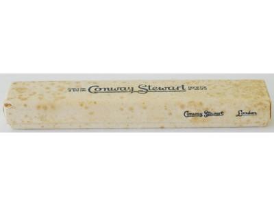 CS837 Conway Stewart No. 75, boxed.  (Soft Medium).