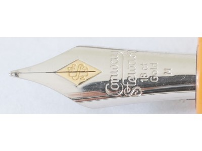 CS876 Conway Stewart Chatsworth, Henry Simpole Sterling Silver Overlay Limited Edition, boxed.  (Medium)