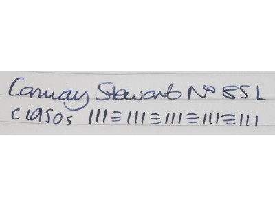 CS896 Conway Stewart No. 85L (Soft Fine)