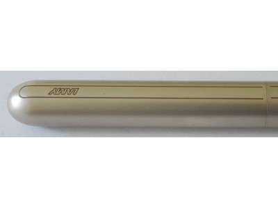 LM021 Lamy Dialog 3 Fountain Pen, boxed.