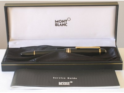 MB045 Montblanc Meisterstuck 146 Le Grand Fountain Pen, boxed.  (Medium)