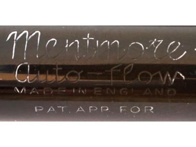 ME193 Mentmore Auto-Flow, boxed. (Broad)