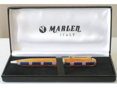 ML002 Marlen Continenti Asia Ballpoint, boxed.
