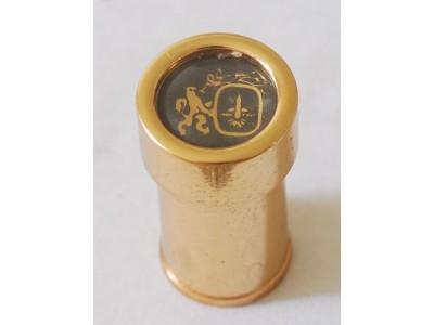 MS597 Collibri Gold Plated Pencil.
