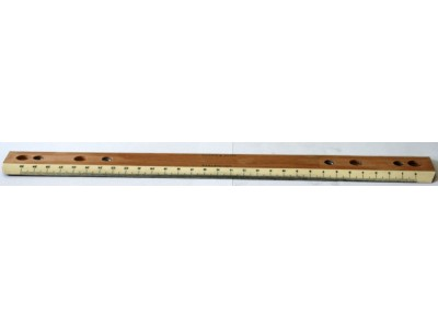 MS601 Plastic and Wood Drawing Board Ruler