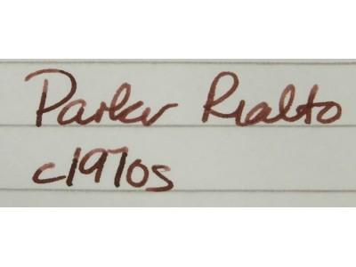 PA2310 Parker Rialto. (Medium)