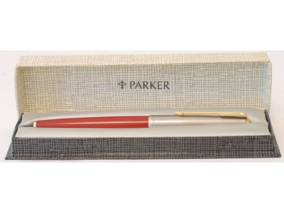 PA2486 Parker 61 Deluxe, boxed (Broad)