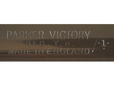 PA2529 Parker Victory Mk. IV (Extra-Fine)