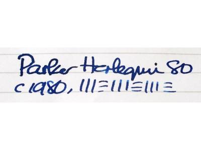 PA2542 Parker 45 Harlequin 80, boxed, Shield Pattern.  (Medium)