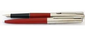 PA2596 Parker 15 Fountain Pen and Ballpoint Set, boxed (Medium)
