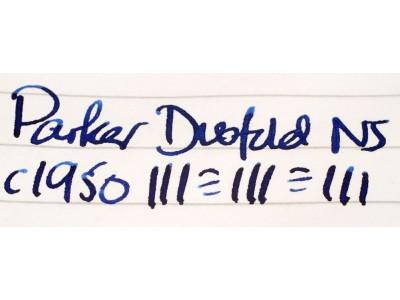 PA2601 Parker Duofold NS. (Soft Medium)