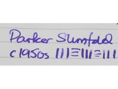 PA2651 Parker Slimfold (Soft Broad)
