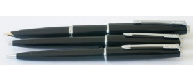 PA2687 Parker 45 Fountain Pen, Ballpoin and Pencil Set, boxed.  (Medium)