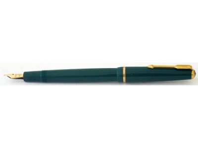PA2708 Parker Duofold Junior (Double Broad Stub)