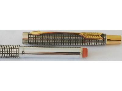 PA2768 Parker Classic Cisele Sterling Silver Pencil