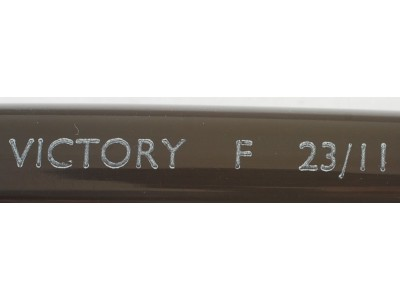 PA2793 Parker Victory Mk. IV Fountain Pen and Pencil Set, boxed.  (Fine)