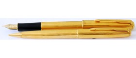 PA2820 Parker Sonnet Cascade Fountain Pen and Pencil Set.  (Fine)