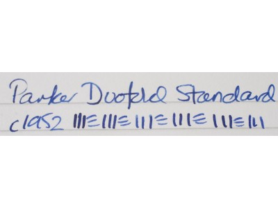 PA2823 Parker Duofold Standard (Medium)