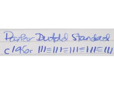 PA2825 Parker Duofold Standard (Medium)