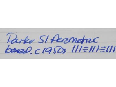 PA2882 Parker 51 Aerometric, boxed.  (Medium)