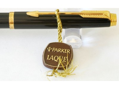 PA2920 Parker 75 Lacque Noir Pencil