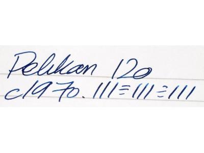 PE050 Pelikan 120.  (Fine).