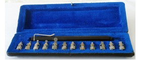 PE051 Pelikan Graphos Calligraphy Set, boxed.