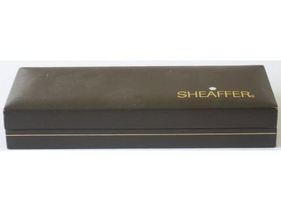 SH1520 Targa by Sheaffer No. 1020 Imperial Brass, boxed. (Medium)