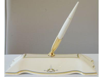 SH1538 Sheaffer Imperial Royal Doulton Limited Edition Desk Set. (Medium)