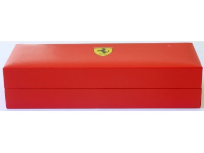 SH1561 Ferrari by Sheaffer Scuderia Fountain Pen, boxed.