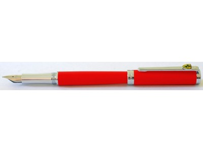 SH1563 Ferrari by Sheaffer Scuderia Fountain Pen, boxed.
