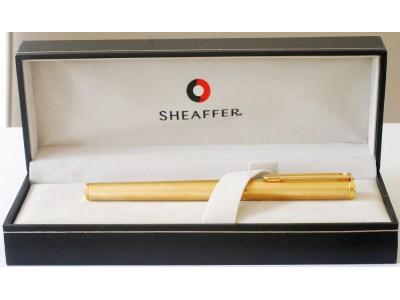 SH1646 Sheaffer Agio 459, boxed.  (Medium)