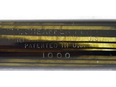 SH1662 Sheaffer Balanced Valiant (Military Clip),  (Medium)