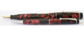 SU063 Summit Cadet No. S.100 Fountain Pen and Pencil Set, boxed (Fine)