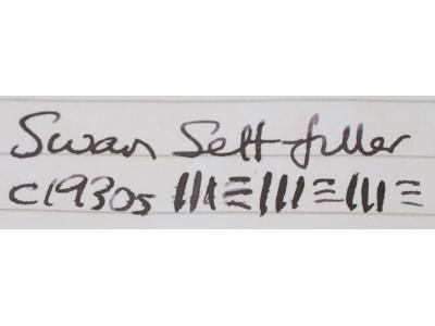 SW652 Swan Self-Filler (soft medium)