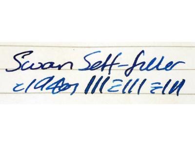 SW665 Swan Self-Filler.  (Soft Fine)