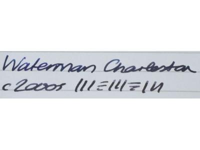 WA589 Waterman Charleston.  (Medium)