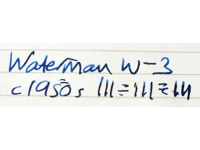 WA606 Waterman L-5. (Medium)