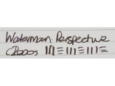 WA626 Waterman Perspective.  (Medium)