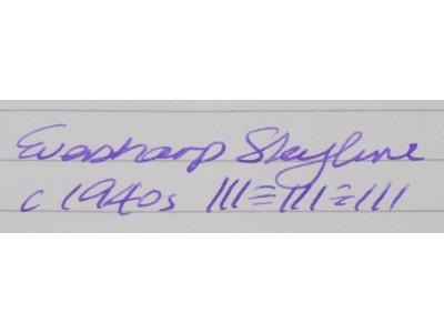 WE453 Eversharp Skyline Presentation. (Fine)