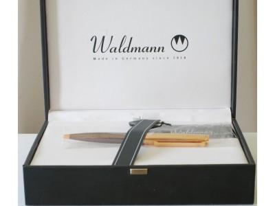 WN001 Waldmann Tuscany Ballpoint, boxed.
