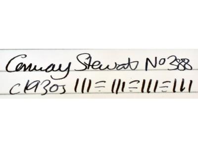 CS927 Conway Stewart No. 388  (Soft Fine)