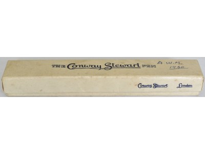 CS928 Conway Stewart No. 12, boxed.  (Soft Medium-Fine).